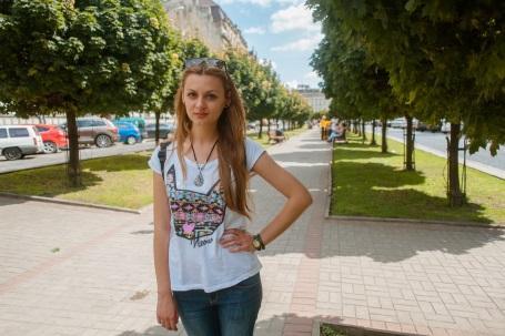 Оксана, 21 рік