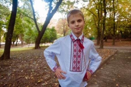 Тарас, 10 років