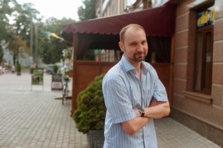 Володимир, 35 років