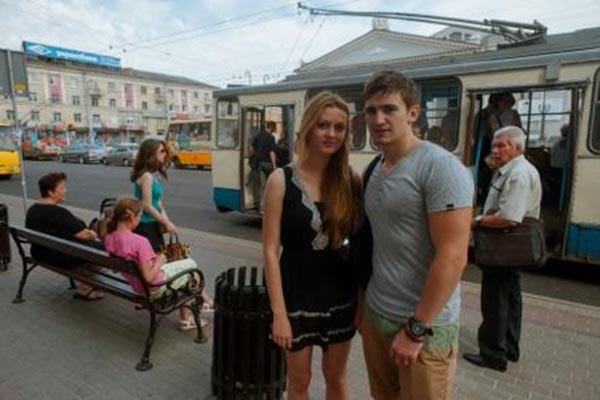 Oksana and Luka